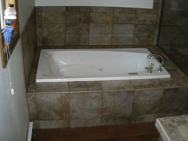 Tim the tile man tubs and showers for Garden bathtub shower combo