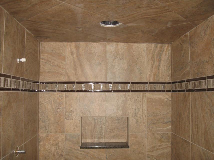 X Shower Tile RevolutionHR - 4 x 6 tile shower